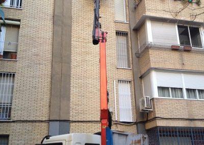 Aranda Multiservicios y limpieza - Impermeabilzación de fachadas y tejados